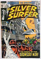 Silver Surfer # 13 Marvel Feb 1970