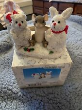 charming tales mice Frosty Friends