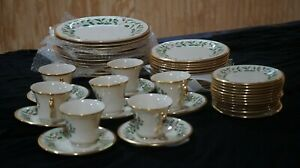 Lenox *Dimension Holiday 5 Pc China Place Settings