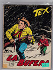 TEX N° 75 GENNAIO 1967 LA BUFERA L.200 1 EDIZIONE ORIGINALE L-5
