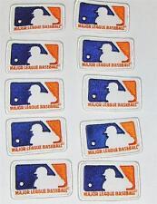 VTG 10 BASEBALL MLB LOGO PATCHES EMBROIDERED EMBLEMS BADGES HAT JERSEY NY METS