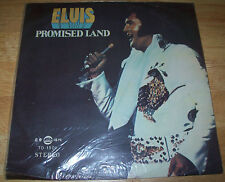 "RARE Elvis Presley IMPORT Promised Land 12"" LP TD-1501 Union Record FREE US SHIP"