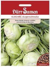 Kohlrabi Superschmelz Samen 60 Pfl Saatgut Gemüse Brassica Kohl Sämereien Seeds