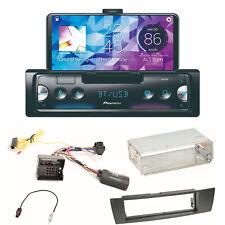 Pioneer SPH-10BT USB Bluetooth Autoradio Einbauset für BMW E90 E91 E92 E93