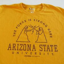 Star Wars Darth Vader Vs Obi Wan ASU Arizona State University Shirt by Champion