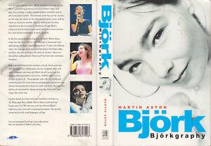 Martin Aston, BJORK Bjorkgraphy - Simon & Schuster 1996, in inglese