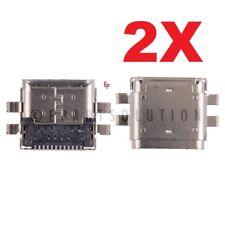 2X Asus ZenPad Z8 ZT581KL P008 USB Charger Charging Port Dock Connector USA