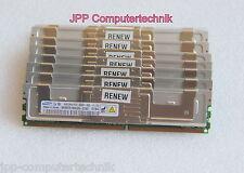 8GB 2 x 4GB RAM für Dell PowerEdge 2950 667Mhz FB DIMM DDR2 Speicher PC2-5300F