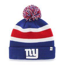 Bridgestone Golf New York Giants NY NFL Football Beanie Hat Cap Mens One Size