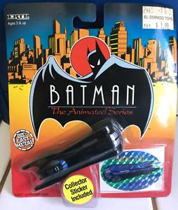 "Batman The Animated Series - Ertl ""The Batmobile"" (MOC)"