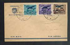 1930s? Quito Ecuador cover President Presidencia de la Republica Airmail