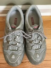 MBT SPORT 04 GRAY TIE REFLECTIVE PHYSIOLOGICAL FOOTWEAR S 8.5/39 GREAT SOLES