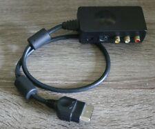 Microsoft Advanced AV Pack Adapter For Original Xbox OEM