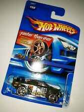 Hot Wheels Off Track. Faster Than Ever Series. 2005 Mattel. (P-3)