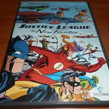 Justice League: The New Frontier (DVD, Widescreen 2008)