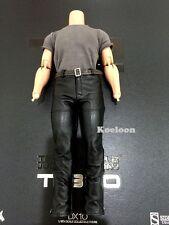 Hot Toys 1/6 DX10 Terminator 2 T800 Judgement Day Arnold Body Shirt Pants & Neck