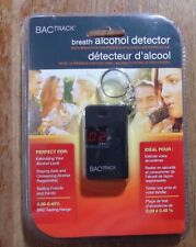BACtrack Keychain Breathalyzer Breath Alcohol Detector NEW/SEALED