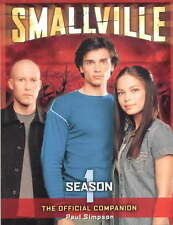 Smallville TV Series Illustrated Season 1 Companion Trade Book NEW UNREAD