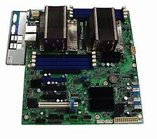 INTEL SERVER BOARD S2400SC2 DUAL SOCKET B2, 8GB MEMORY, CPU HS, I/O PLATE