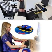 Hand Shoulder Protect armrest Pad Desk Attachable Computer Table Support Mouse