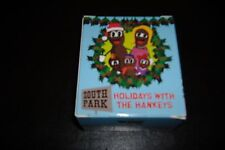 NEW SEALED South Park Holidays with the Hankeys Mini Figure Kit, NIP, MR HANKEY