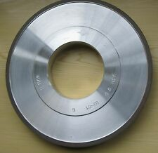 DIAMOND GRINDING WHEEL Resin bond 7,87x0,78x3,0in 200-20-76 mm 7/5 mc GRIT 3000.