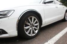 Chrom Radlaufleisten für Audi A6 C7 ab Bj. 2011