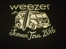 Weezer Tour Shirt ( Used Size Xxl ) Very Good Condition!