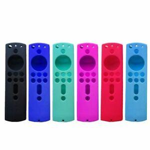 Remote Silicone Luminous Case Cover Skin for Fire Stick 4K Stick Accessories