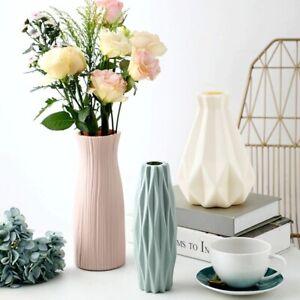 Modern vases decoration home Nordic Style Flower Arrangement Living Room Origami
