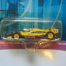 Johnny Lightning .com Racers Yahoo! Race Car Die Cast 1999 Playing Mantis