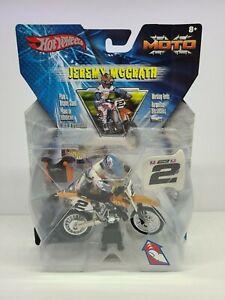 Jeremy McGrath #2 2003 Hot Wheels KTM 250SX MotoX Series Toy B2688