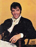 ELVIS PRESLEY 1970 TOUR RCA CONCERT PROGRAM BOOK PHOTO ALBUM
