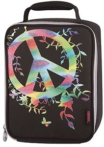 Thermos Insulated Lunch Box Kit Peace (NEW)