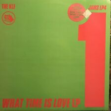 THE KLF • The What Time Is Love Story Lp  • Vinile Lp • 1989 KLF