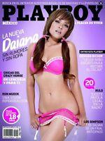 PLAYBOY MAGAZINE MEXICO DIANA GUZMAN DECEMBER 2011 PLAYBOY MEXICAN EDITION NEW