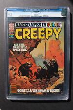 CREEPY #95 Warren 1978 GORILLA WARFARE APES Severin WRIGHTSON Maroto CGC 9.8
