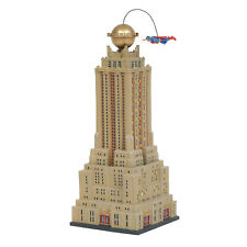 D56 The Daily Planet 6002319 Hot Properties Village*Just Released*Lit Bldng