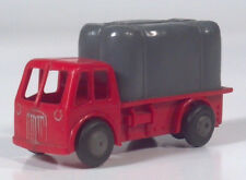 "Vintage Tri Ang Flatbed Hauling Tarp Truck 3"" Scale Model"
