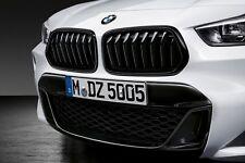 BMW OEM M Performance Black Grilles SET 2018-2019 F39 X2 28is 28iX 51712455246