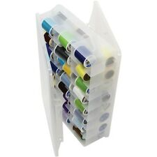 "Creative Options 5315 Thread Organizer 10.13""X3.25""X14.25"" Clear NEW"