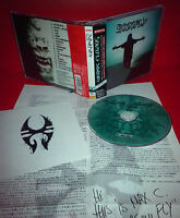 CD SOULFLY - SAME - SELF TITLED - S/T - JAPAN - RRCY-1070