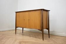 More details for delivery £70 mid century teak & walnut sideboard from everest