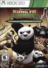Kung Fu Panda: Showdown of Legendary Legends NEW Sealed Microsoft Xbox 360
