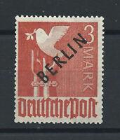Allemagne Berlin N°19** (MNH) 1949 - Timbres zones A.A.S surchargés