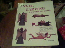 Angel Carving and Other Favorites by Ron Ransom (1997, Paperback) wb7