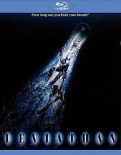Leviathan Blu-ray NEW SEALED Peter Weller Scream Factory Horror Sci-Fi