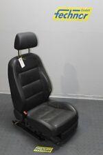 Volkswagen Golf V 5 Sitz vorne links Leder / Kunstleder Fahrersitz