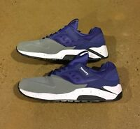Saucony Grid 9000 Gray Blue Size 13 US Jazz Shadow Running Shoes Sneakers