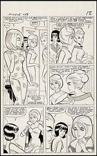 Millie the Model #129 Art by Stan Goldberg 1965